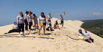 Khap Event EVJF Dune du Pilat